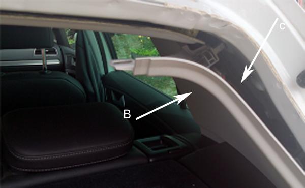 VW-Golf-7-Empf-nger-hinter-Verkleidung