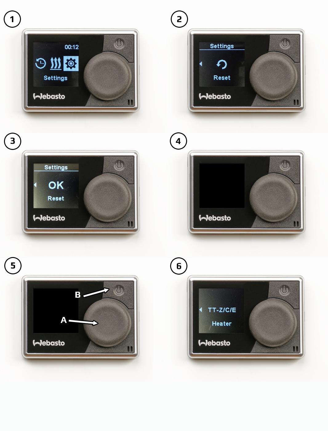 Einstellung-Multicontrol