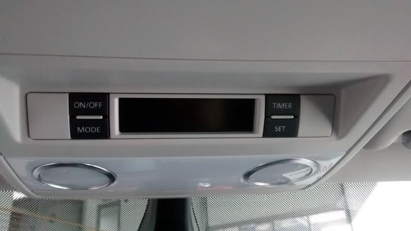 Bedieneinheit-VW-T6